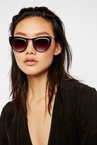 Spitfire Outer Urge Cat Eye Sunnies by at Free People