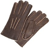 Ugg Points Gloves Bomber Choc