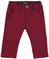 Mayoral Basic Stretch Twill Pants, Size 3-24 Months