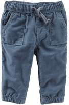Osh Kosh Baby Boy Corduroy Pull-On Pants