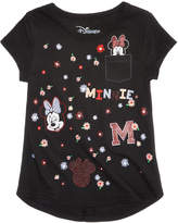 Disney Disney's Minnie Mouse Cotton T-Shirt, Toddler Girls