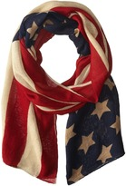 Scully Patriot Scarf Scarves