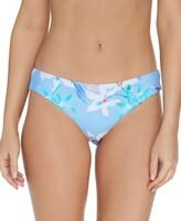 Thumbnail for your product : Raisins Juniors' Printed Summer Bloom Fiesta Bikini Bottoms Women's Swimsuit