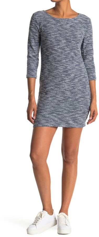 Thumbnail for your product : Angie Long Sleeve Sweater Dress