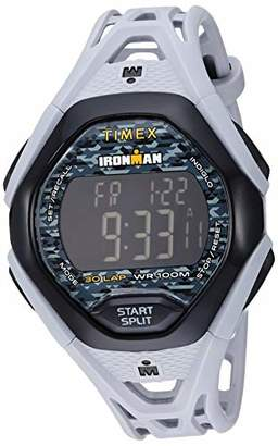 Timex Men's TW5M23800 Ironman Sleek 30 Resin Strap Watch