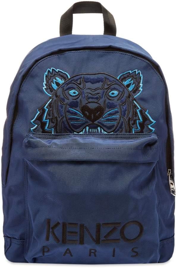 ef31e6a570 Kenzo Blue Men's Backpacks - ShopStyle