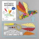 Your Own Cotton Twist Make Wild West Headdress Kit