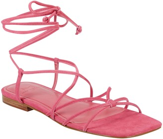 Marc Fisher Marina Lace-Up Sandal