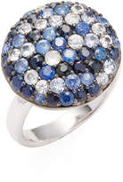 Effy Women's Sapphire & Sterling Silver Ring