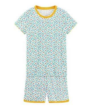 Petit Bateau Girls' 5 Boxers E Pyjama Sets,(Sizes: )