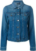 Theory denim jacket - women - Cotton/Polyester - 0