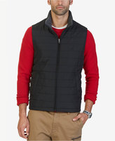 Nautica Men's Big & Tall Channel Quilted Vest
