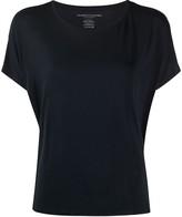 Majestic Filatures loose-fit plain T-shirt