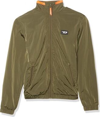 Diesel Men's UMLT-ROULAY-WZ Jacket