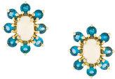 Ileana Makri flower stud earrings