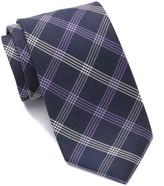 Tommy Hilfiger Windowpane Plaid Tie