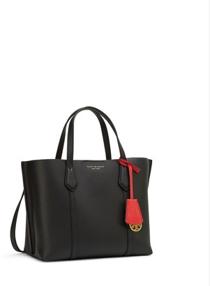 Tory Burch Perry Small Triple-Compartment Tote Bag