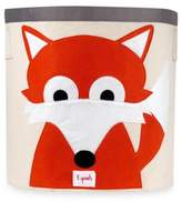 3 Sprouts Fox Storage Bin