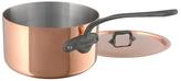 Mauviel M150C Sauce Pan & Lid - 16cm / 1.9qt
