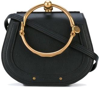 Chloé Nile mini leather bracelet bag