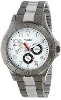 Timex Men's Retrograde T2P038 Stainless-Steel Analog Quartz Watch