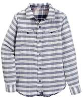 Tailor Vintage Reversible Long Sleeve Top (Little Boys & Big Boys)