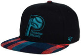'47 Indiana Pacers Southgate Snapback Cap