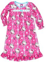 "Hello Kitty Little Girls' ""Diamond Lines"" Nightgown"