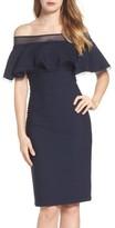 Tadashi Shoji Women's Jersey Sheath Dress
