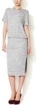 Stylein Gisela Marled Maxi Dress