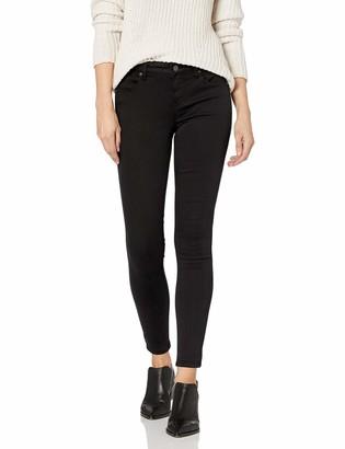 Level 99 Women's Janice Ultra Skinny Mid Rise Jean