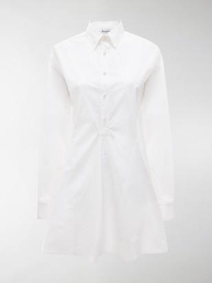 J.W.Anderson Godet-Hem Shirt-Dress