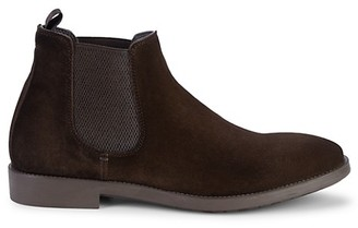 To Boot Arion Suede Chelsea Boots