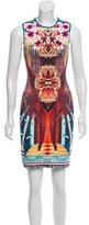 Clover Canyon Printed Mini Dress