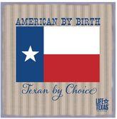 "Thirstystone Texan By Choice"" 4-pc. Coaster Set"