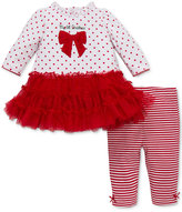 Little Me Baby Girls' 2-Pc. Tutu Tunic & Leggings Set