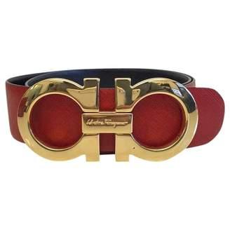 Salvatore Ferragamo Multicolour Leather Belts