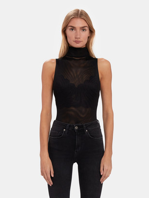 Free People Mesh Is Best Bodysuit