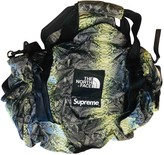 The North Face Supreme X Green Polyester Handbags