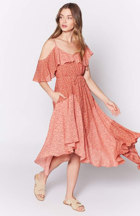 Joie Hacinthia Silk Dress