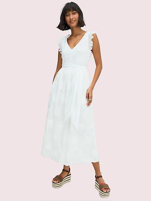 Kate Spade Bloom Organza Dress