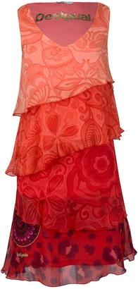 Desigual Women's Nerea Woven Dress Straps