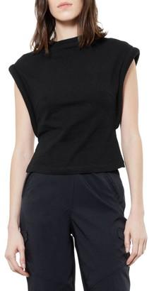 RtA Kairi Foam Sleeve T-Shirt