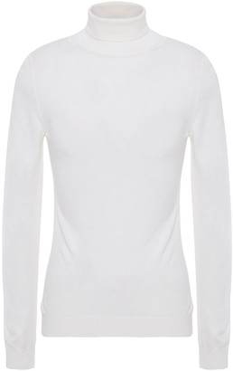 Boutique Moschino Knitted Turtleneck Sweater