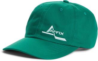 AFFIX Foley Sequence Embroidered Logo Baseball Cap