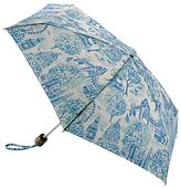 Cath Kidston London Toile Umbrella, Cream/Blue