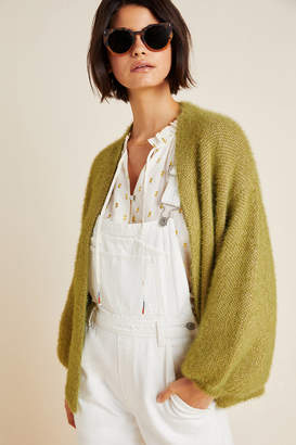 Anthropologie Liana Bell-Sleeved Cardigan