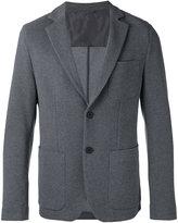 HUGO BOSS classic blazer - men - Cotton/Polyamide/Polyester/Spandex/Elastane - 54