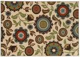 Stylehaven StyleHaven Ariel Ivory Floral Rug