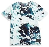 Munster Toddler's, Little Boy's & Boy's Suds Ocean Printed Tee